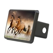 running horses Hitch Cover