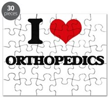 I Love Orthopedics Puzzle