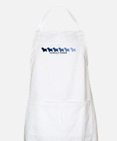 Norfolk Terrier (blue color s BBQ Apron