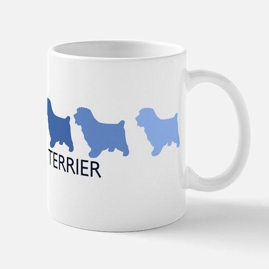 Norfolk Terrier (blue color s Mug