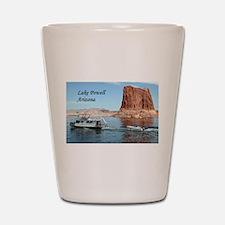 Lake Powell, Arizona, USA (caption) 1 Shot Glass