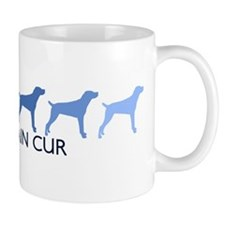 Mountain Cur (blue color spec Mug