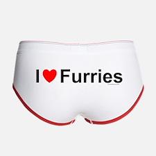 Furries Women's Boy Brief