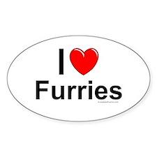 Furries Decal