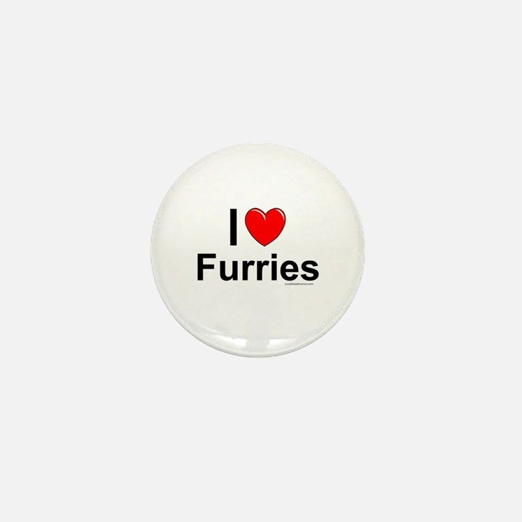 Furries Mini Button