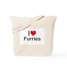 Furries Tote Bag