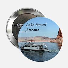 "Lake Powell, Arizona, USA (caption) 1 2.25"" Button"