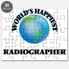 World's Happiest Radiographer Puzzle
