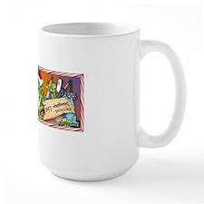Dragon Christmas 2014 Coffee Mug