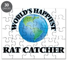 World's Happiest Rat Catcher Puzzle