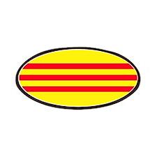 South Vietnam flag Patches