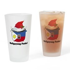Pinoy Rice Cooker - Pasko Drinking Glass