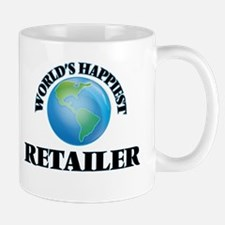 World's Happiest Retailer Mugs