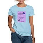 Random Kindness Women's Pink T-Shirt