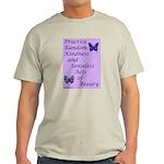 Random Kindness Ash Grey T-Shirt