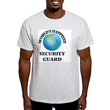 Cute Armed security guard T-Shirt