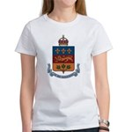 Quebec Coat of Arms Women's T-Shirt