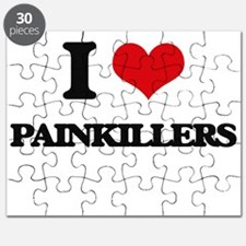 I Love Painkillers Puzzle