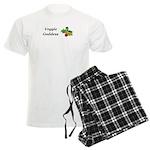 Veggie Goddess Men's Light Pajamas