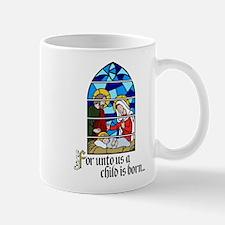 A Child is born Mugs