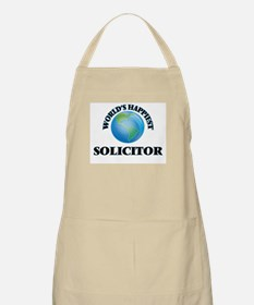 World's Happiest Solicitor Apron