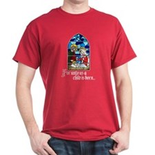 A Child is born T-Shirt