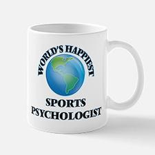 World's Happiest Sports Psychologist Mugs