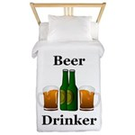 Beer Drinker Twin Duvet