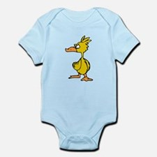 Yellow Bird Body Suit