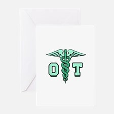 OCCUPATIONAL THERAPY Greeting Cards