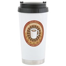Funny Transcriptionist Travel Mug