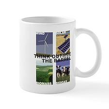 Think Outside the Barrel Mug
