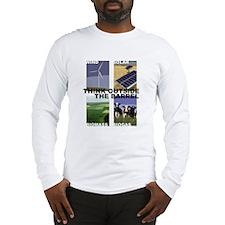 Think Outside the Barrel Long Sleeve T-Shirt
