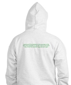 Safe Lunch Hoodie