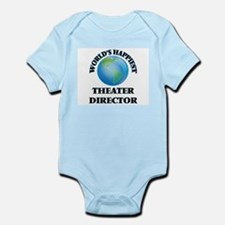 World's Happiest Theater Director Body Suit