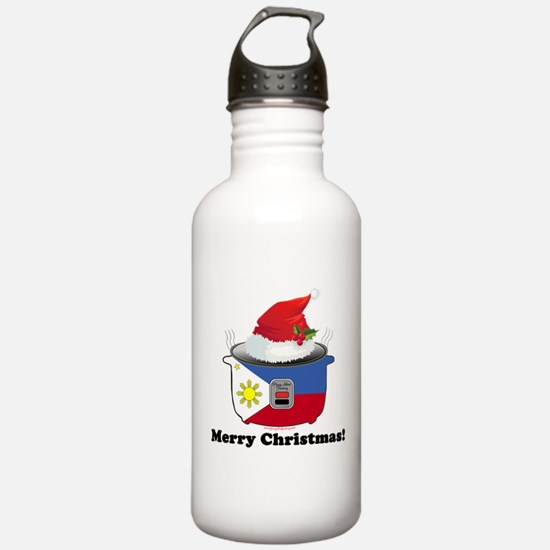 Pinoy Rice Cooker - Christmas Water Bottle