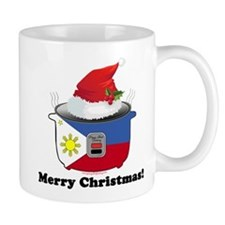 Pinoy Rice Cooker - Christmas Mugs