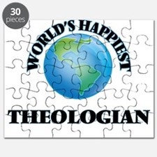World's Happiest Theologian Puzzle