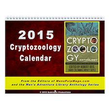 2015 Cryptozoology Wall Calendar