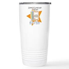 Unique Speech therapy Travel Mug