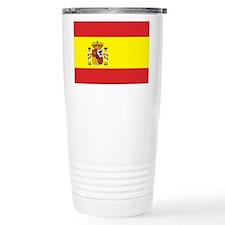 Cute Spanish soccer Travel Mug