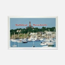 Marblehead Ma Rectangle Magnet Magnets