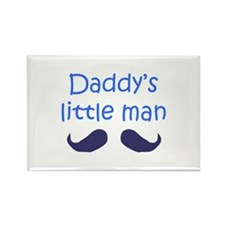 DADDYS LITTLE MAN Magnets