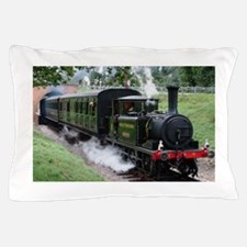 Steam Train Pillow Case