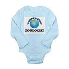 World's Happiest Zoologist Body Suit