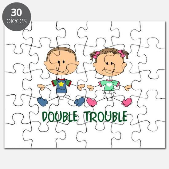 TWINS DOUBLE TROUBLE Puzzle