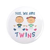 Fraternal twins Single