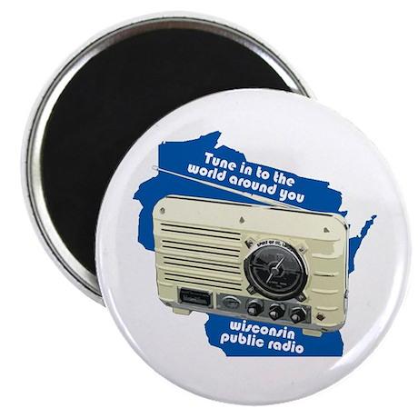WPR Magnet