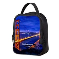 San Francisco Neoprene Lunch Bag