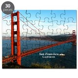 California souvenirs kids Puzzles